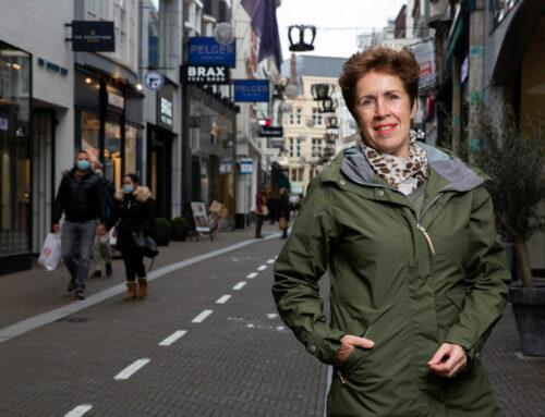 Jan Booij in gesprek met Fenna Noordermeer