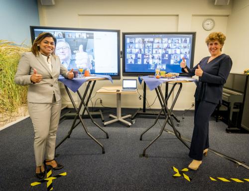 Jaar van de Haagse Vrijwilliger gestart met digitaal ontbijt